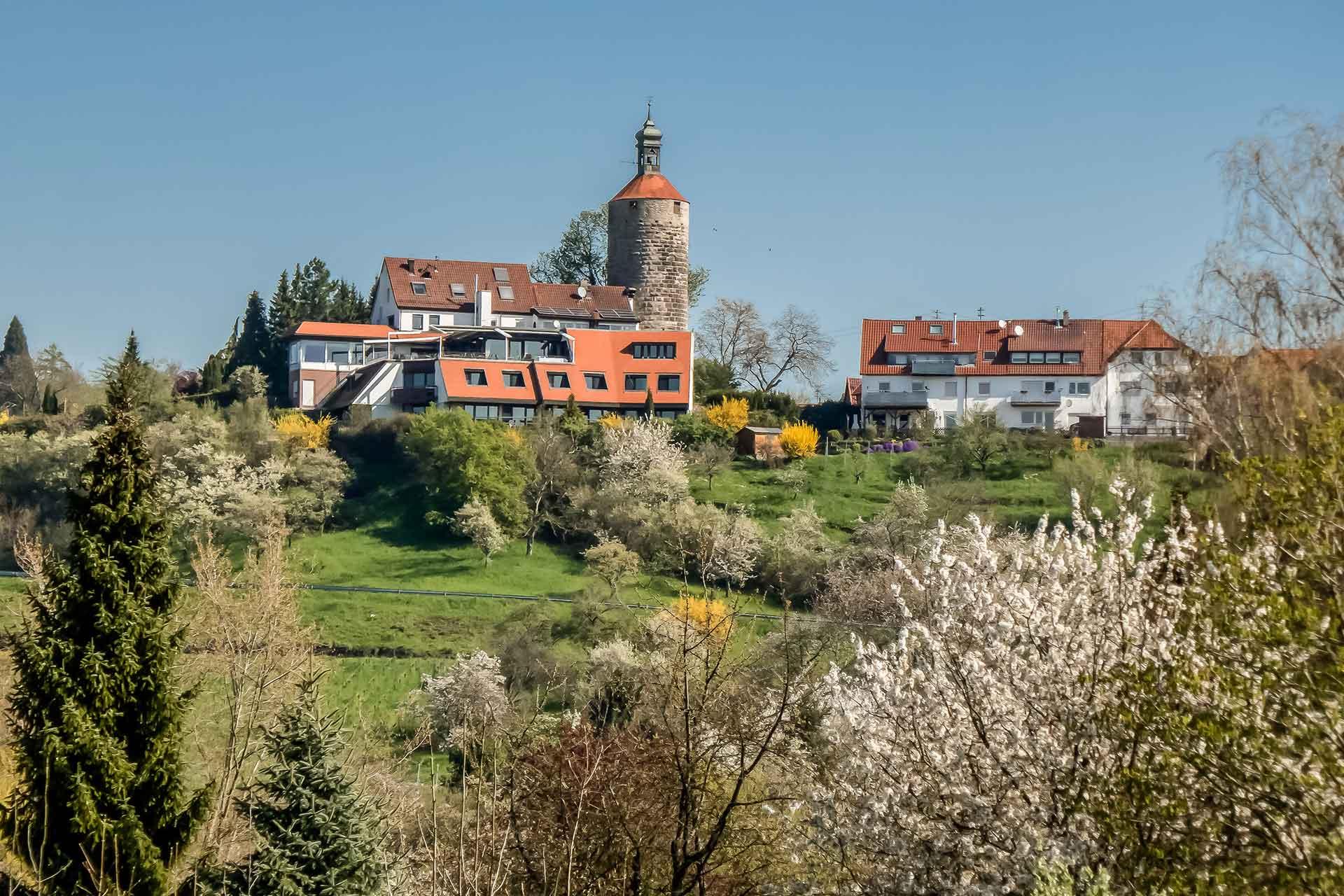 Stadtwerke Winnenden: Schöne Aussicht Winnenden