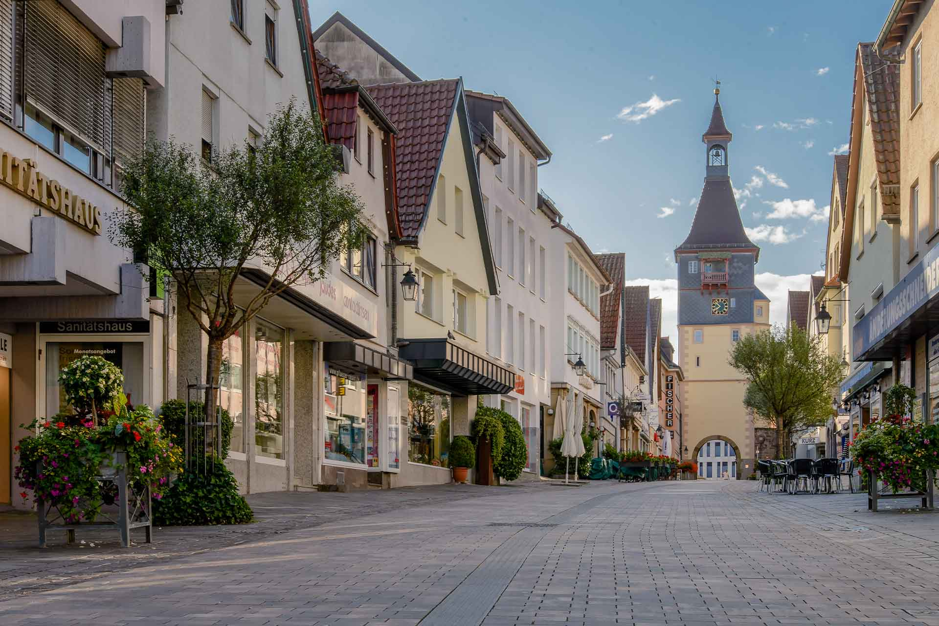 Stadtwerke Winnenden: Regionaler Energieversorger Innenstadt Winnenden