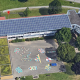 Stadtwerke Winnenden: Solarenergie Winnenden Schule Höfen