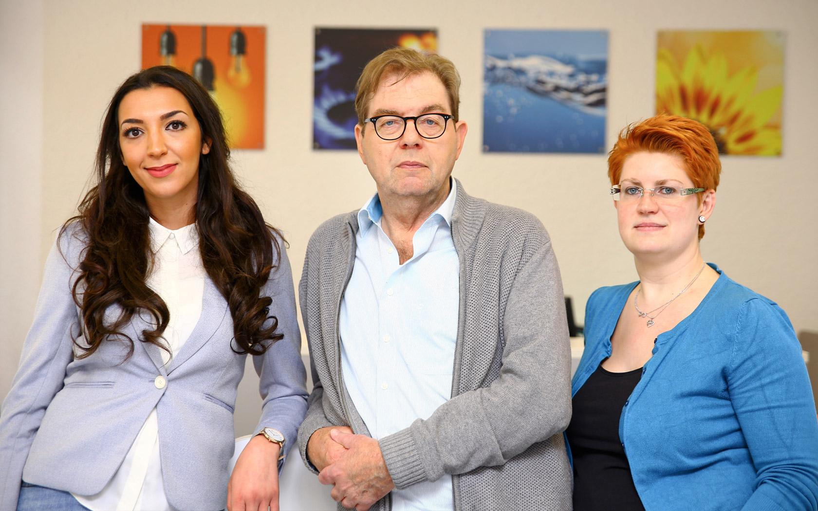 Stadtwerke Winnenden: Unternehmen Team