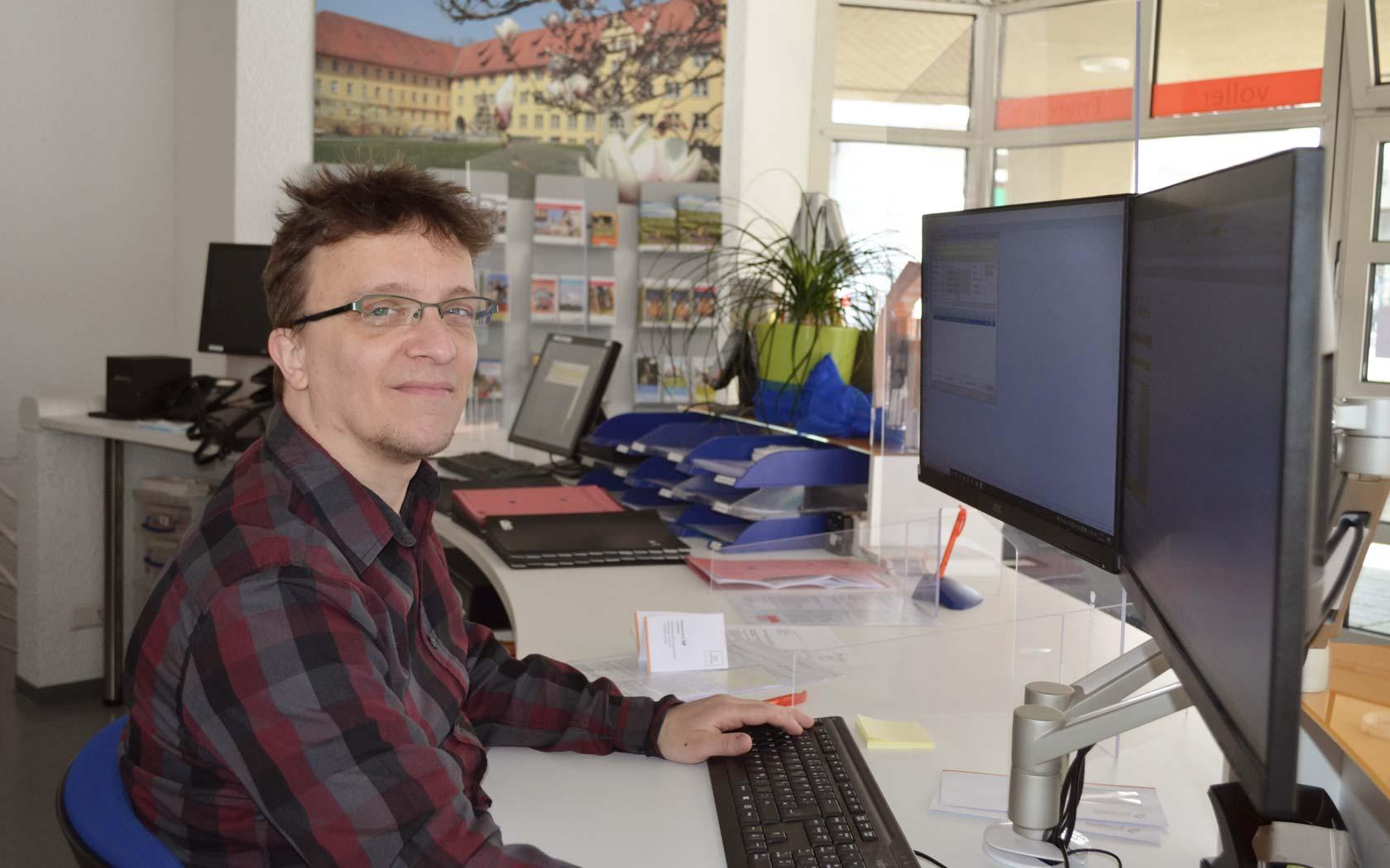 Stadtwerke Winnenden: Unternehmen Herr Weisshaar, Kundenberater