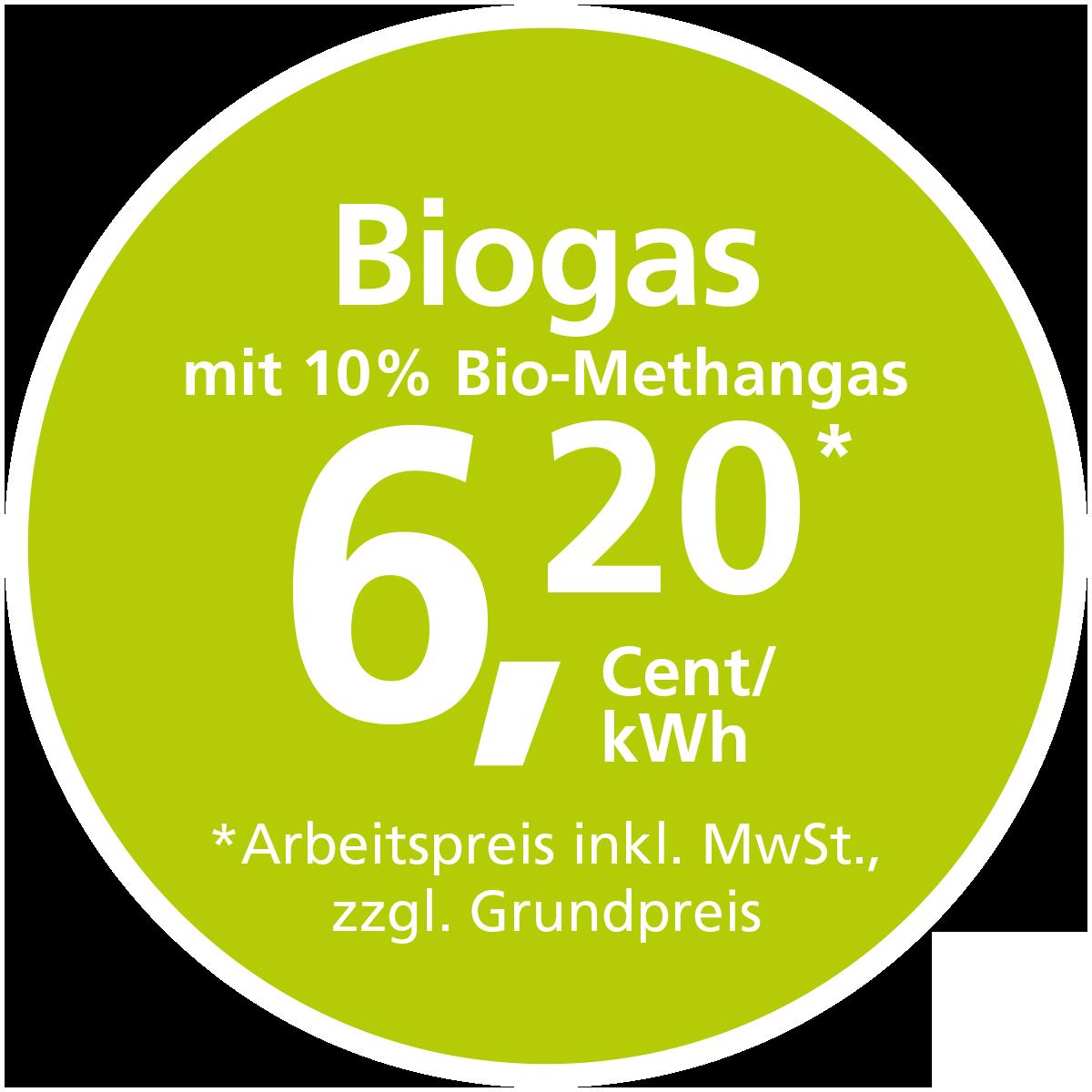 Stadtwerke Winnenden: Gas Biogas