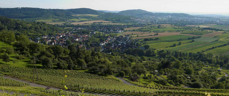 Stadtwerke Winnenden: Winnenden Landschaft