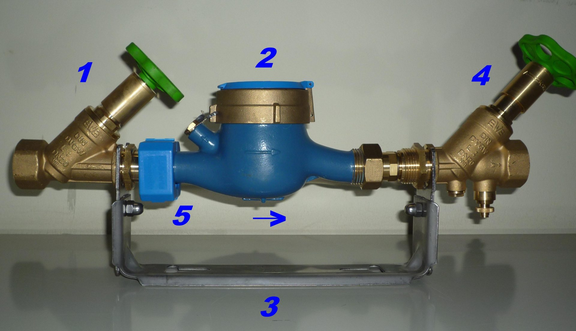 Stadtwerke Winnenden: Service Wasser